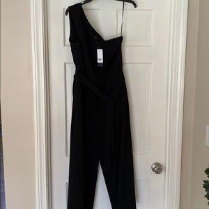 Banana Republic black jumpsuit